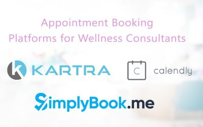 3 Good Appointment Booking Platforms for Tele-medicine or Online Consultation  Practices