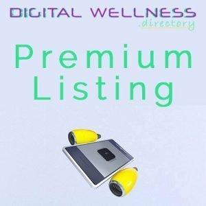 premium listing digitalwellness directory