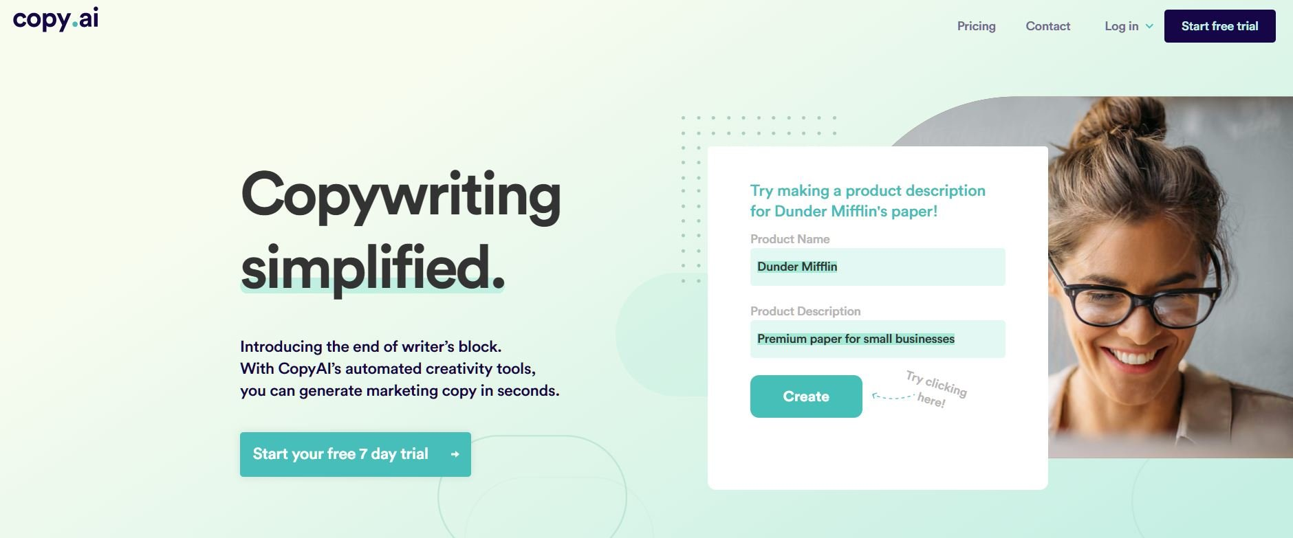 how to write great blog articles - copy.ai tips